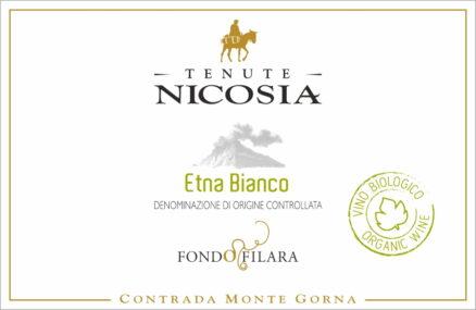 nicosia Fondo Filara Etna Bianco
