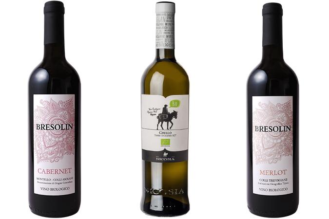 3 wijnen onder €10